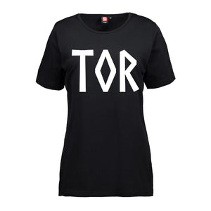 Black T-shirt - Female
