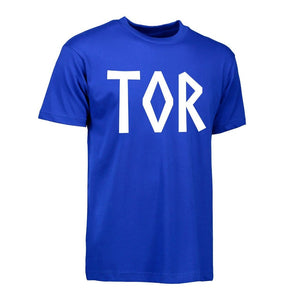 Royal blue T-shirt - Unisex