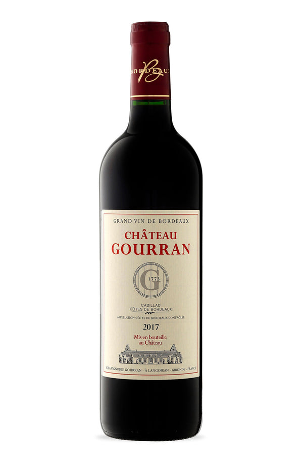 Château Gourran Rouge Tradition 2017 x 6