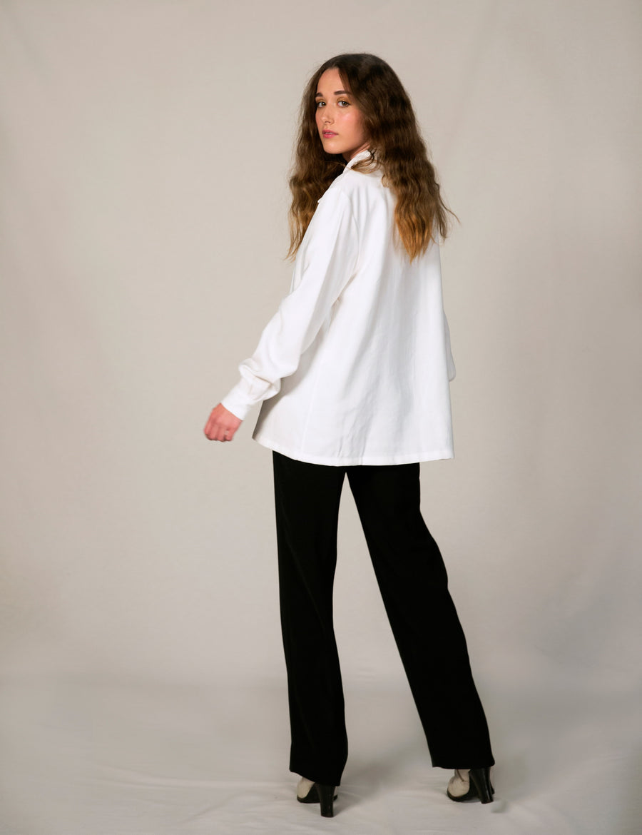 CAMISA CHICA BLANCA