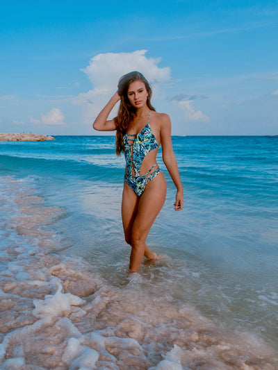 Bimini Strappy One-Piece