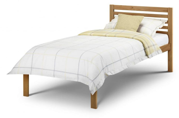 Slocum Bed - Antique Pine