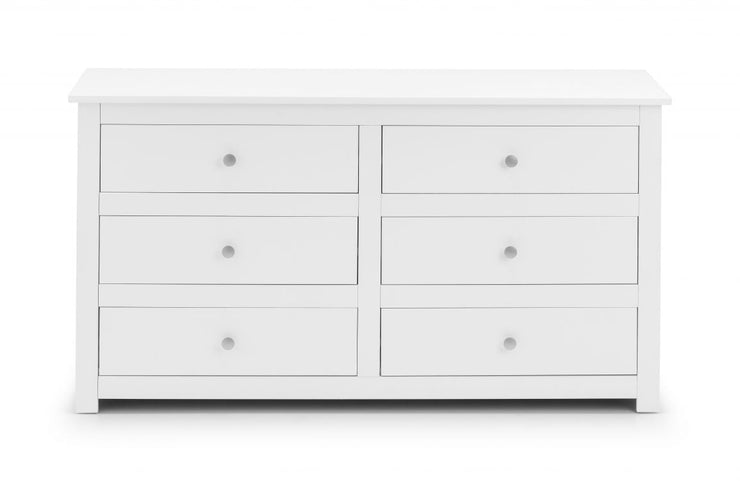Radley 6 Drawer Chest Of Drawers - Various Colours