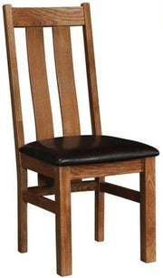 Rustic Oak Arizona Chair
