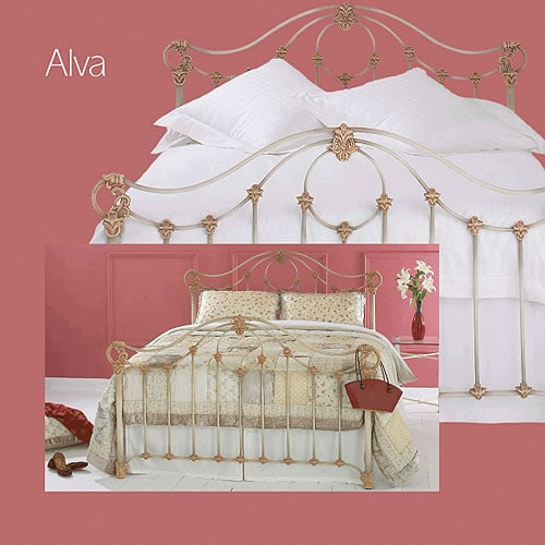 Alva Bedstead and Headboard