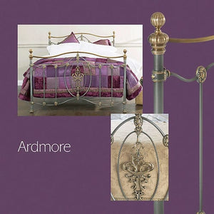 Ardmore Bedstead and Headboard