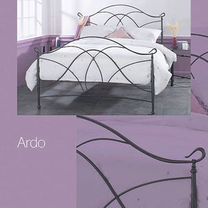 Ardo Bedstead and Headboard