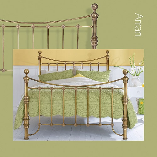 Arran Bedstead and Headboard