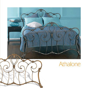 Athelone Bedstead and Headboard