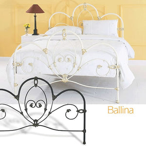 Ballina Bedstead and Headboard
