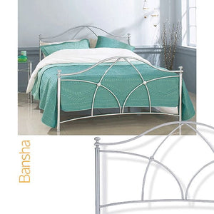 Bansha Bedstead and Headboard
