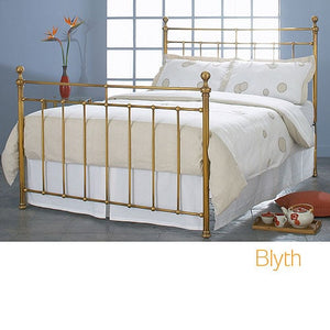 Blyth Bedstead and Headboard