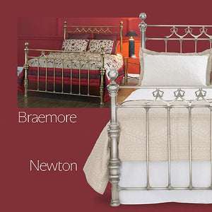 Braemore Bedstead and Headboard