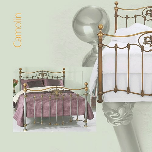 Camolin Bedstead and Headboard