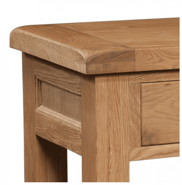 Somerset Oak Side Table