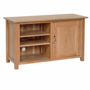 New Oak Standard TV Cabinet