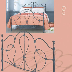 Cara Bedstead and Headboard