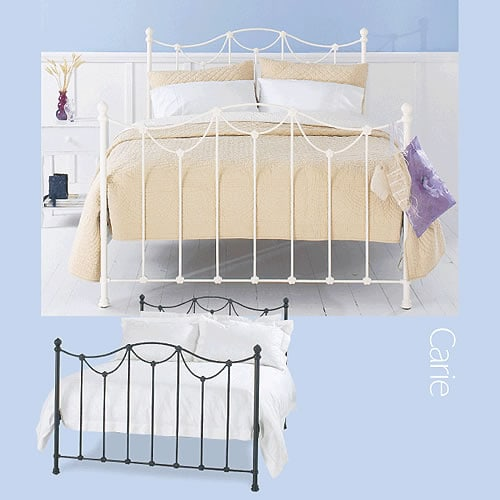 Carie Bedstead and Headboard