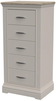 Cobble 5 Drawer Wellington Chest Of Drawers
