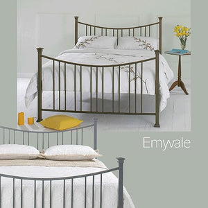 Emyvale Bedstead and Headboard