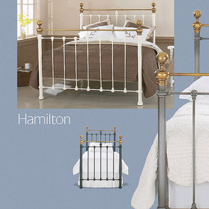 Hamilton Bedstead and Headboard