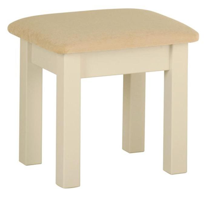 Lundy Painted Stool