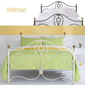 Melrose Bedstead and Headboard