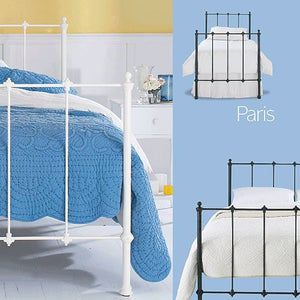 Paris Bedstead and Headboard