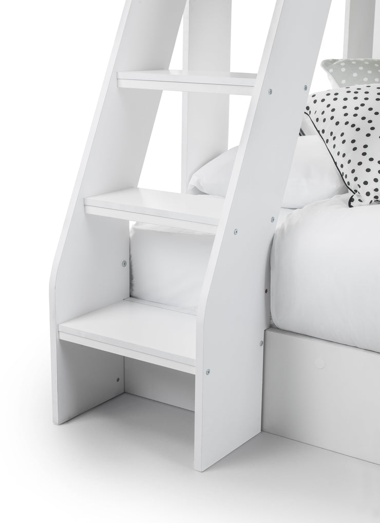 Solar Bunk Bed - White