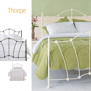 Thorpe Bedstead and Headboard