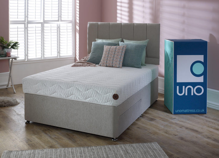 UNO Natural Affinity Spirit 1000 Mattress (Medium feel)
