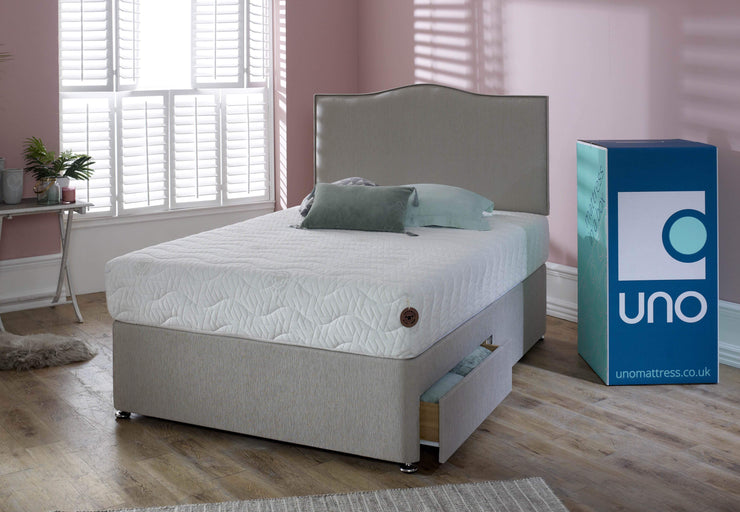 UNO Natural Affinity Tranquil 2000 Mattress (Firm Feel)