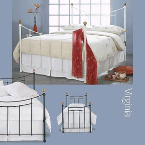 Virginia Bedstead and Headboard