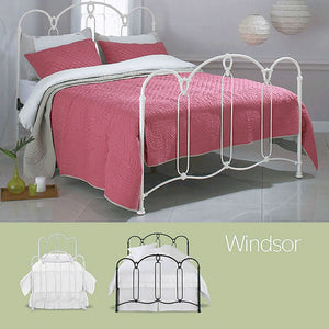 Windsor Bedstead and Headboard