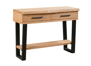 Hanover 2 Drawer Console Table