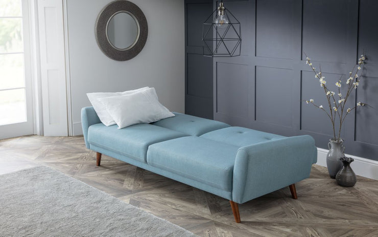 Monza Sofabed - Blue Linen