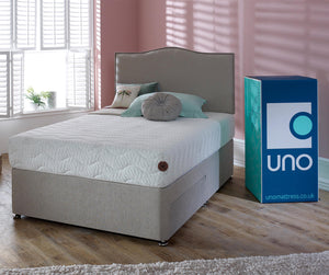 Uno Natural Affinity Halcyon 3000 Mattress (Soft Feel)