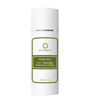 Massage facial cleansing cream 150ml made in usa