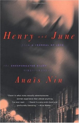 Henry and June - Anais Nin
