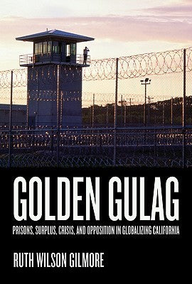 Golden Gulag: Prisons, Surplus, Crisis, and Opposition in Globalizing California - Ruth Wilson Gilmore (Used)