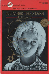 Number the Stars - Lois Lowry (Used)