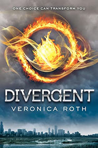 Divergent - Veronica Roth (Used)