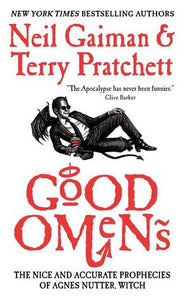 Good Omens - Terry Pratchett & Neil Gaiman (Used)