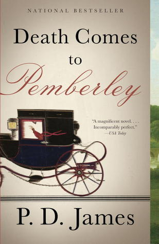 Death Comes to Pemberley - P.D. James (Used)