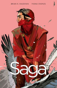 Saga (Vol. 2) - Brian K. Vaughan & Fiona Staples (Used)