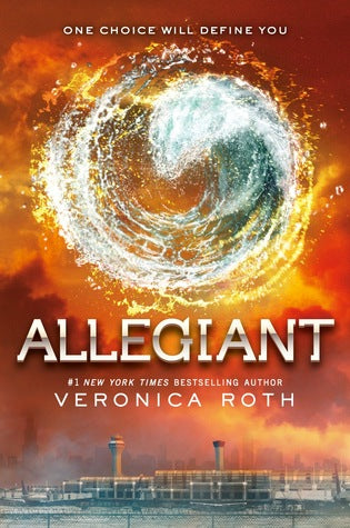 Allegiant - Veronica Roth (Used)