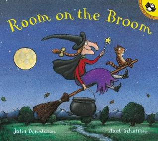Room on the Broom - Julia Donaldson (Used)