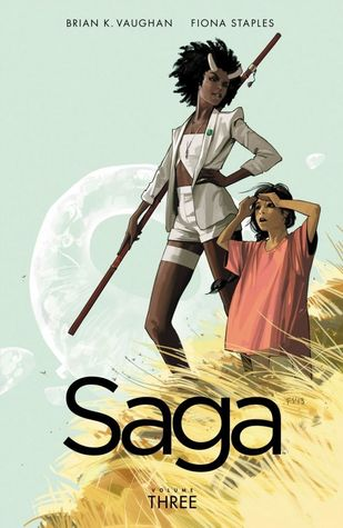 Saga (Vol. 3) - Brian K. Vaughan & Fiona Staples (Used)