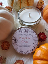 Load image into Gallery viewer, Pumpkin Chai Candle