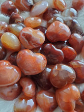 Load image into Gallery viewer, Carnelian Heart